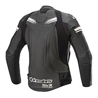 Giacca Pelle Alpinestars Stella Gp-r Tech Air Nero - 2