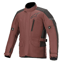 Blouson Alpinestars Gravity Drystar Rich Marron