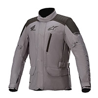 Alpinestars Honda Gravity Drystar Jacket Grey