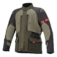 Alpinestars Ketchum Gore-tex Jacket Forest Green