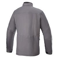 Chaqueta Alpinestars Maverick Waterproof gris
