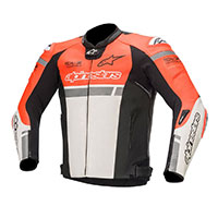Alpinestars Missile Ignition Tech Air Rosso Fluo