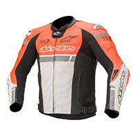 Alpinestars Missile Ignition Airflow Techair Rosso