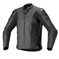 Alpinestars Missile V2 Leather Jacket Black