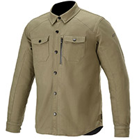 Alpinestars Newman Overshirt Military Green