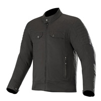 Alpinestars Giacca Ray Canvas V2 Nero