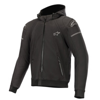 Alpinestars Sektor Tech Hoodie Jacket Black
