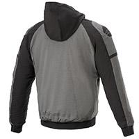 Alpinestars Sektor V2 Tech Hoodie Melange Grey