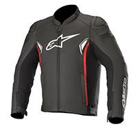 Alpinestars Sp-1 V2 Leather Jacket Red Black