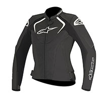 Alpinestars Stella Jaws Leather Jacket Donna