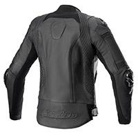 Alpinestars Stella Missile V2 Leather Jacket Black Lady