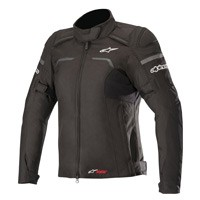 Alpinestars Stella Hyper Drystar Jacket Black Lady