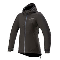 Alpinestars Stella Moony Drystar Jacket Black Lady