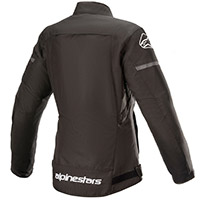 Alpinestars Stella T Sps Waterproof Jacket Black Lady