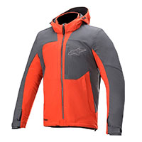 Alpinestars Stratos V2 Techshell Drystar Orange