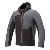 Alpinestars Stratos V2 Techshell Drystar Grey