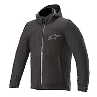 Alpinestars Stratos V2 Techshell Drystar Black