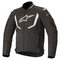 Blouson Perforé Alpinestars T-gp R V2 Air Blanc
