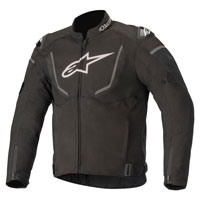 Blouson Perforé Alpinestars T-gp R V2 Air Noir