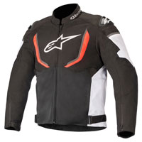 Blouson Perforé Alpinestars T-gp R V2 Air Rouge