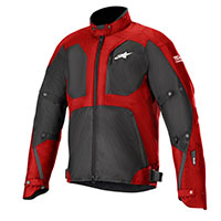 Veste Alpinestars Tailwind Air Wp Tech-air Rouge