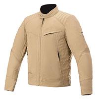 Alpinestars T Burstun Drystar Jacket Khaki