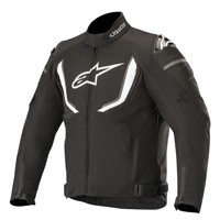 Alpinestars Giacca T-gp R V2 Waterproof Nero