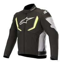 Alpinestars Giacca T-gp R V2 Waterproof Giallo