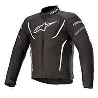 Alpinestars T-jaws V3 Wp Jacket Black White