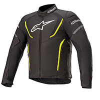 Alpinestars T-jaws V3 Wp Jacket Black Yellow