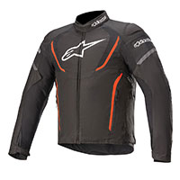 Alpinestars T-jaws V3 Wp Jacket Black Red