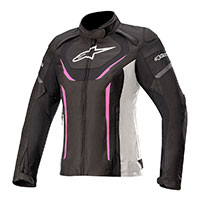 Alpinestars Stella T-jaws V3 Jacket Black Fuchsia Lady