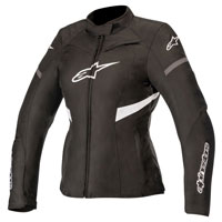 Alpinestars Stella T-kira Wp Jacket Black White Lady