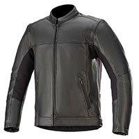 Alpinestars Topanga Leather Jacket Black