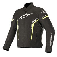 Alpinestars T-sp-1 Waterproof Jacket Black Yellow