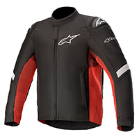 Giacca Alpinestars T-sp5 Rideknit Nero Rosso