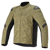 Giacca Alpinestars T-sp5 Rideknit Verde Camo