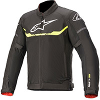Giacca Alpinestars T Sps Air Nero Giallo Fluo