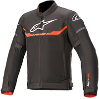 Alpinestars T Sps Air Jacket Black Fluo Red