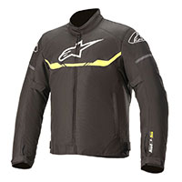 Giacca Alpinestars T Sp S Waterproof Nero Giallo