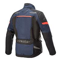 Alpinestars Valparaiso V3 Drystar Jacket Dark Blue
