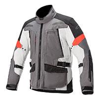 Alpinestars Valparaiso V3 Drystar Jacket Gray Dark