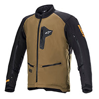 Alpinestars Venture Xt Jacket Camel Black