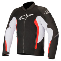 Alpinestars Viper V2 Air Jacket White Red