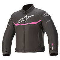 Chaqueta Alpinestars Youth T-SPS Waterproof fuchsia
