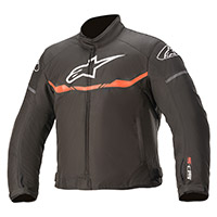 Chaqueta Alpinestars Youth T-SPS Waterproof rojo