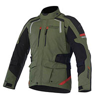 Alpinestars Giacca Andes Drystar V2 Verde Militare
