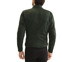 Belstaff Ariel Motorcycle Jacket British Green