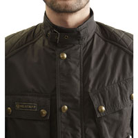 Belstaff Giacca Mcgee Motorcycle Marrone Scuro - 3
