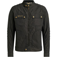 Belstaff Roberts Waxed Jacket Brown
